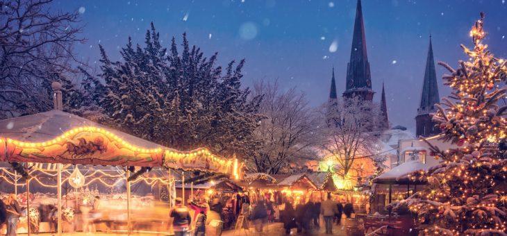 Boże Narodzenie w Niemczech – zwyczaje, które powinien znać opiekun osób starszych