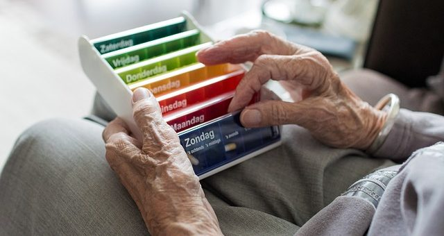 Dieta seniora a przyjmowane leki